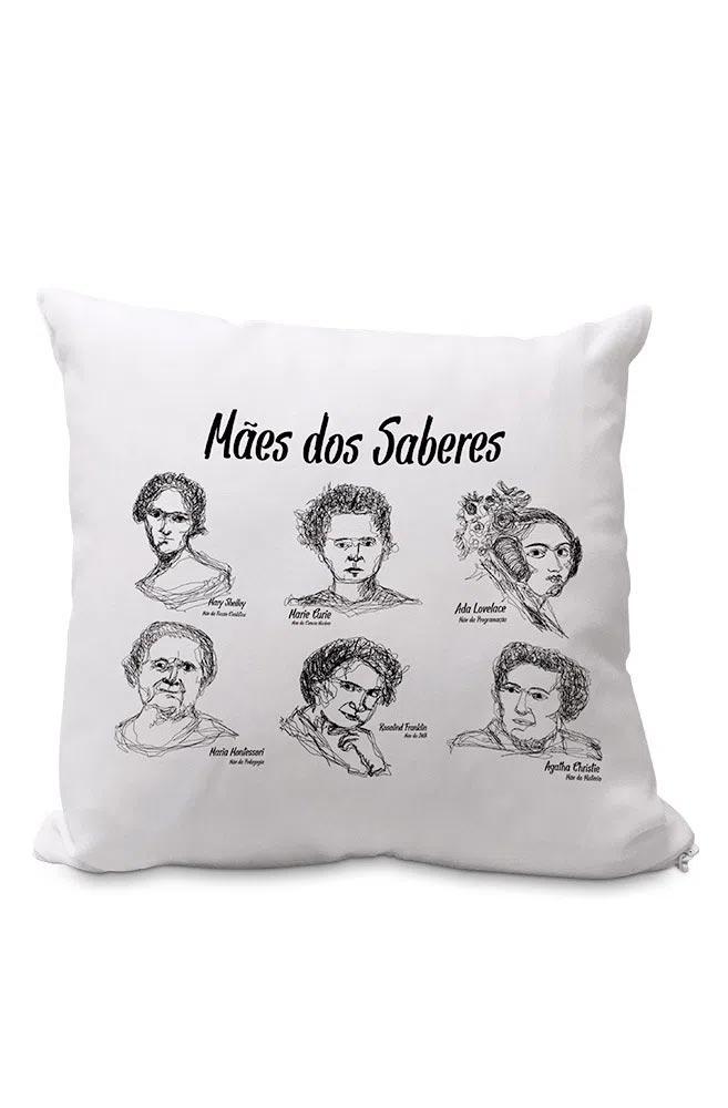 Almofadinha Mães dos Saberes