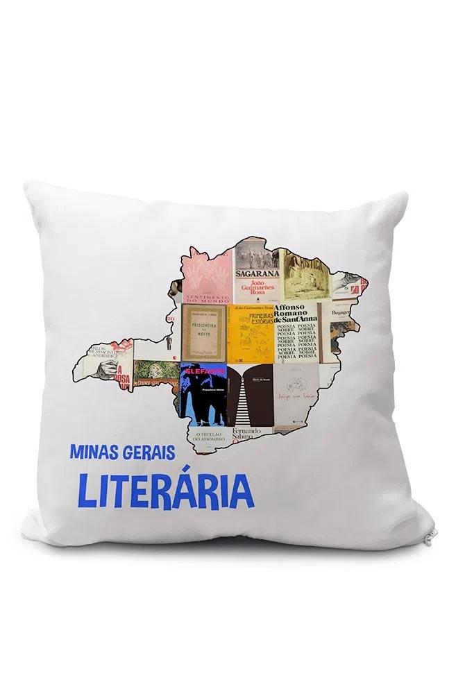 Almofadinha Minas Gerais Literário