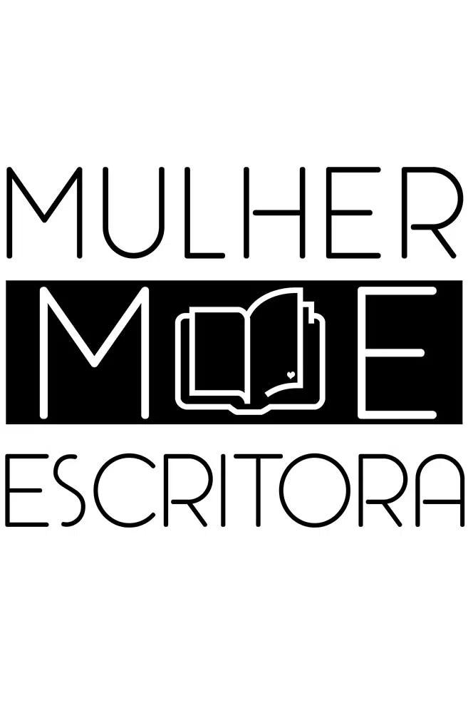Almofadinha Mulher & mãe & escritora