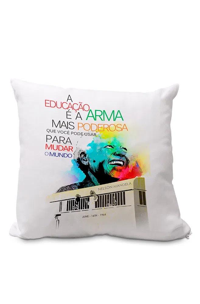 Almofadinha Nelson Mandela