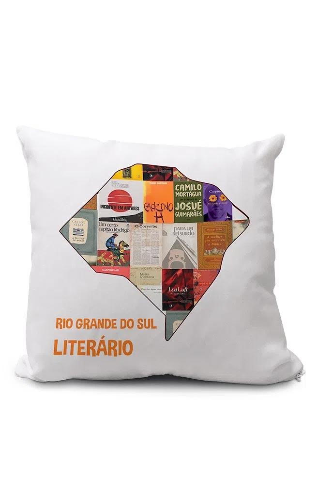 Almofadinha Rio Grande do Sul Literário