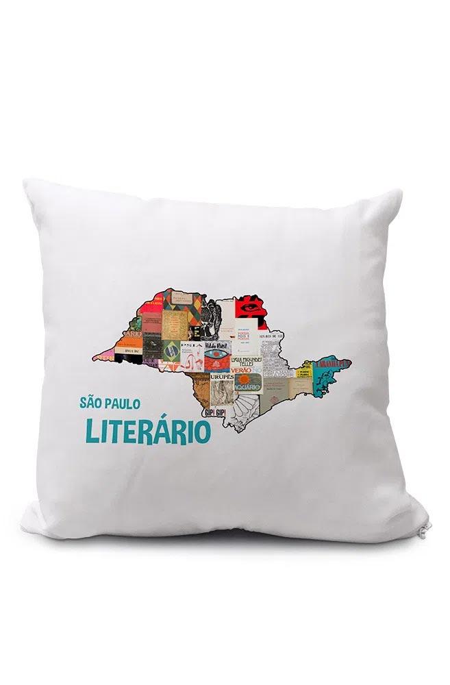 Almofadinha São Paulo Literário