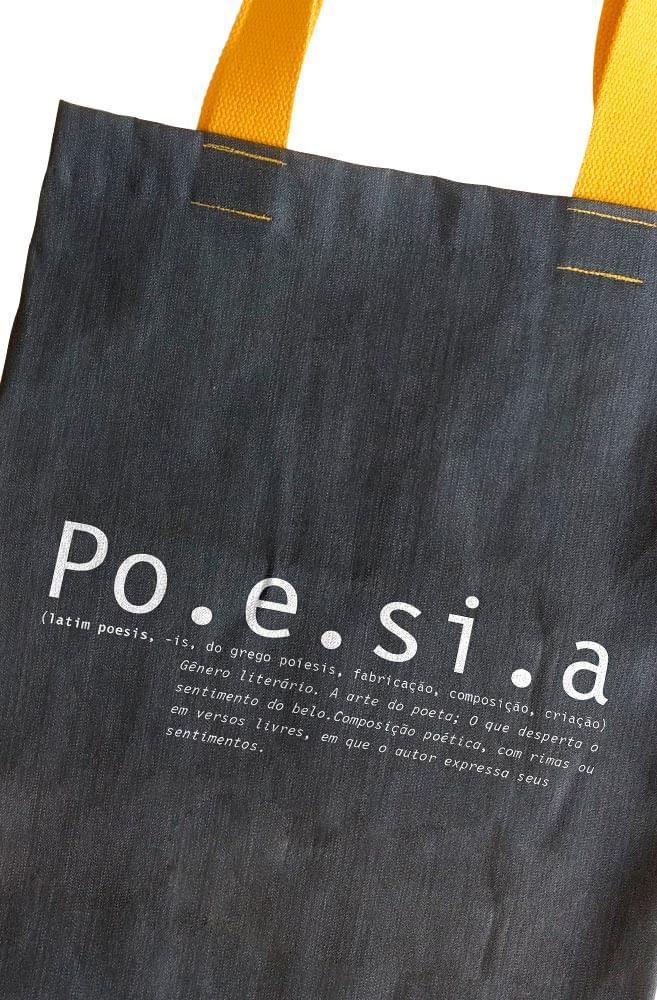 Bolsa Jeans o que é Poesia?