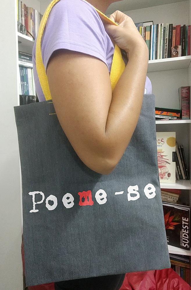 Bolsa Jeans Poeme-se