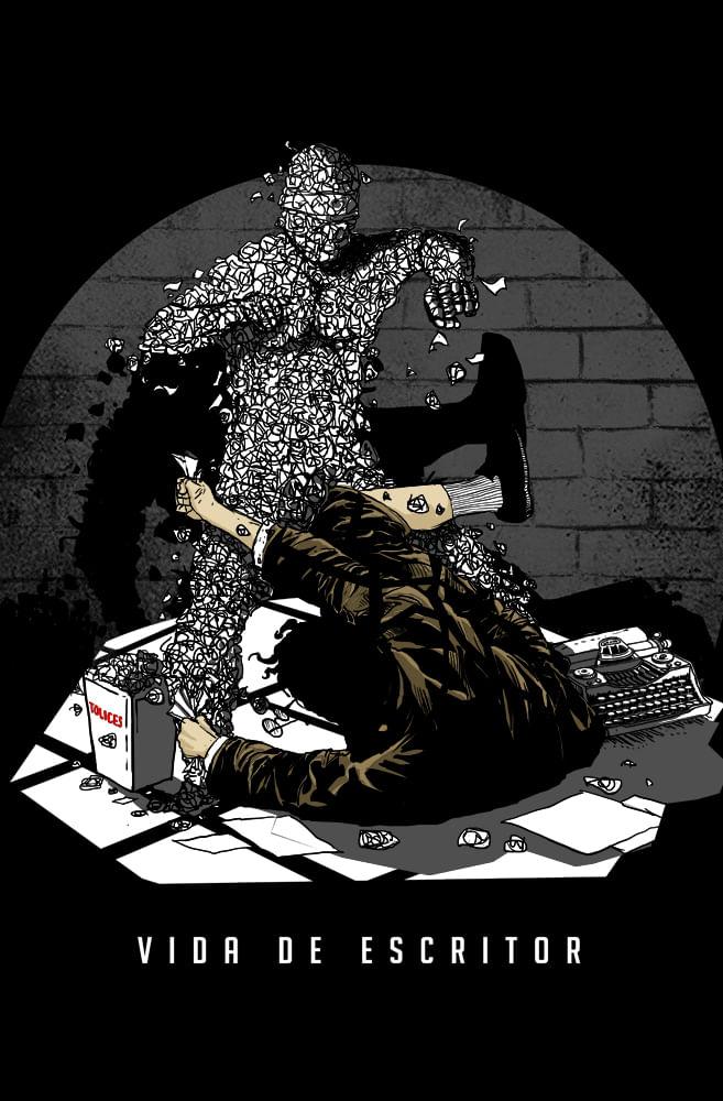Bolsa Vida de Escritor