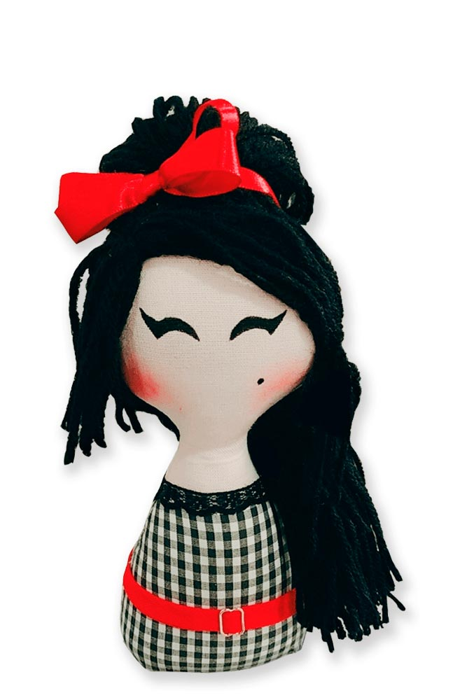 Boneca Amy Winehouse