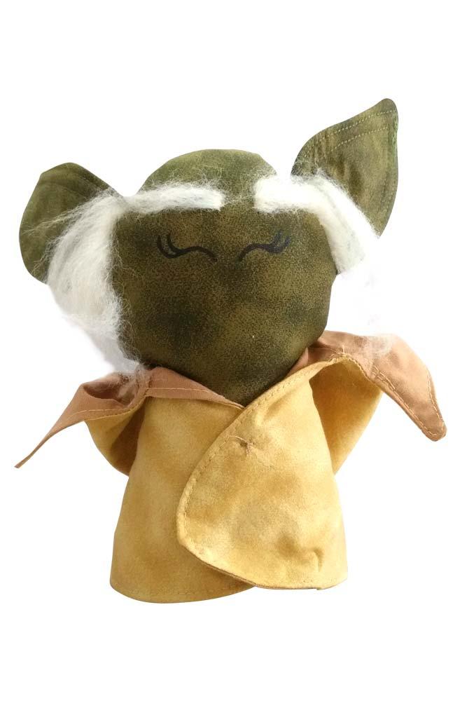 Boneco Mestre Yoda