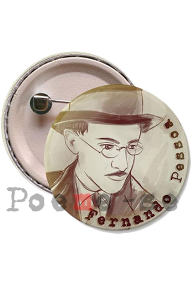 Boton Fernando Pessoa