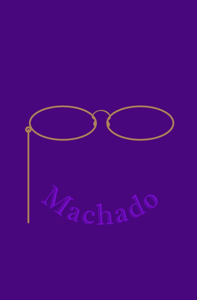 Boton Óculos Machado de Assis