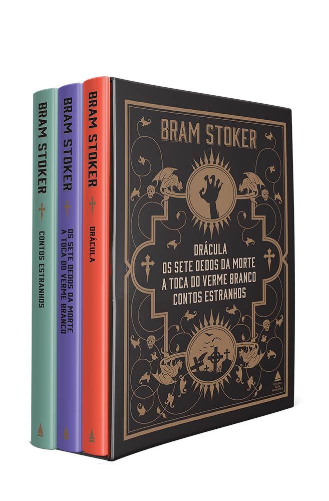 Box Bram Stoker