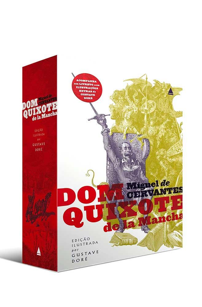 Box Dom Quixote