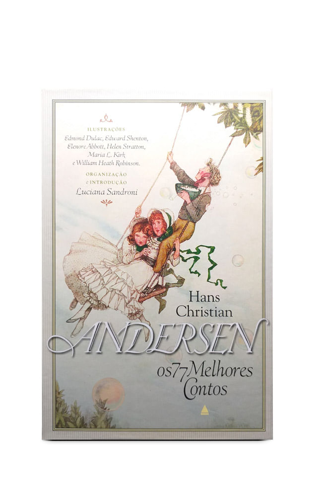 Box Os 77 Melhores Contos De Hans Christian Andersen