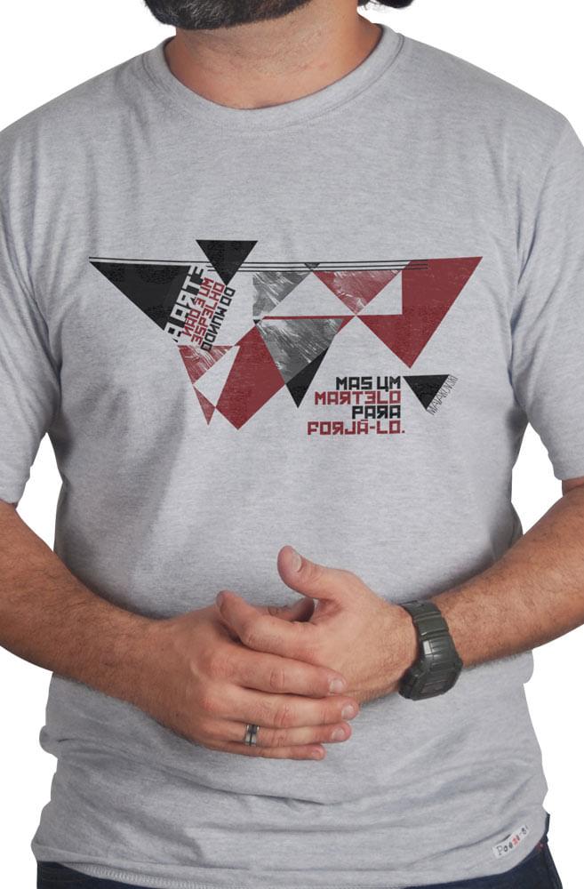 Camiseta Cinza Maiakovski