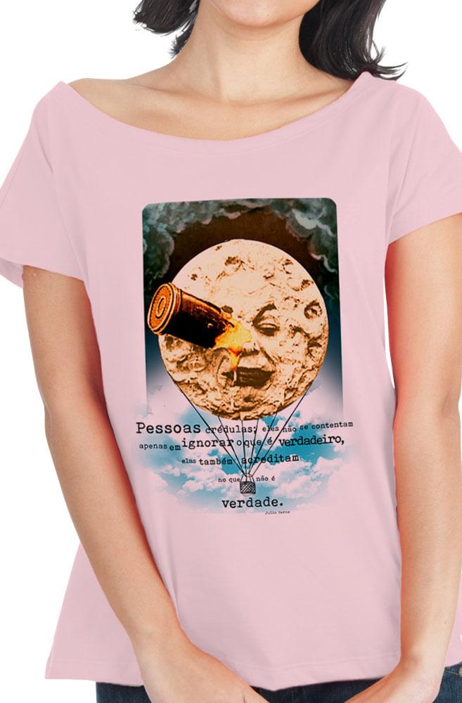 Camiseta Rosa Georges Méliès
