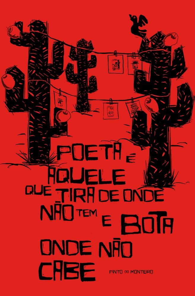 Camiseta Vermelha Pinto do Monteiro
