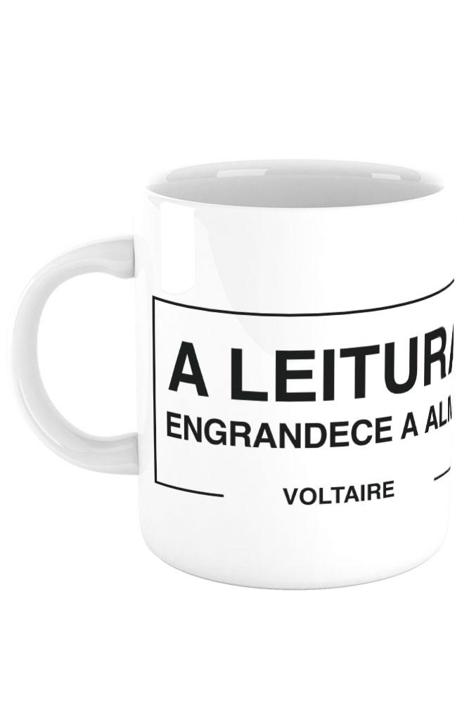 Caneca Alma de Voltaire