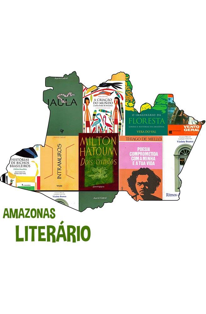 Caneca Amazonas Literário