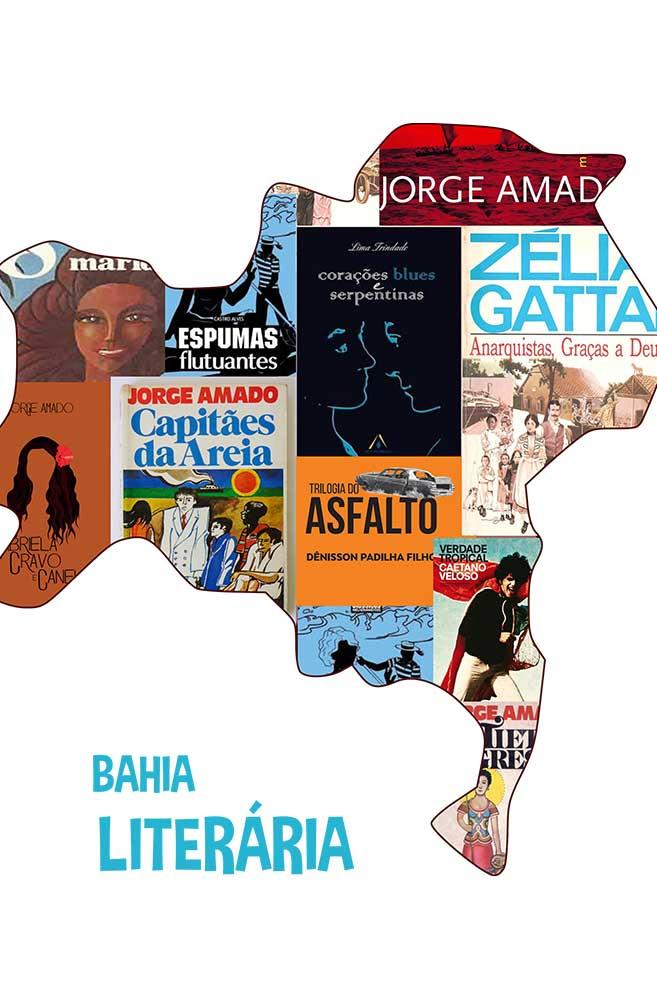 Caneca Bahia Literária