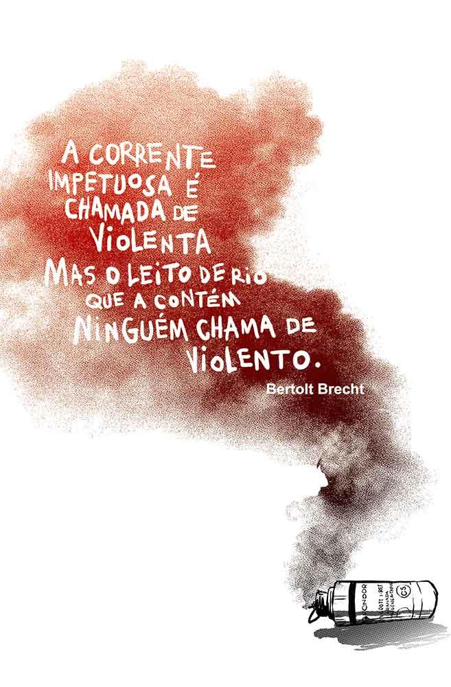 Caneca Bertolt Brecht