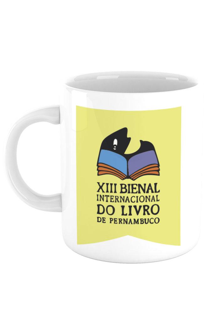 Caneca Bienal de Pernambuco