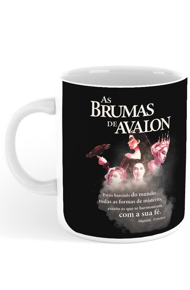 Caneca Brumas de Avalon