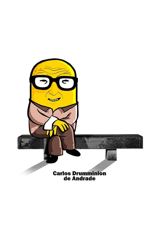Caneca Carlos Drumminion