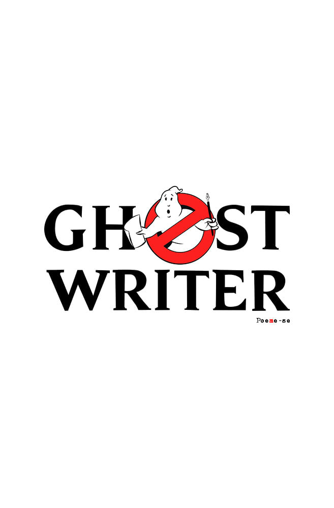 Caneca Ghost writer