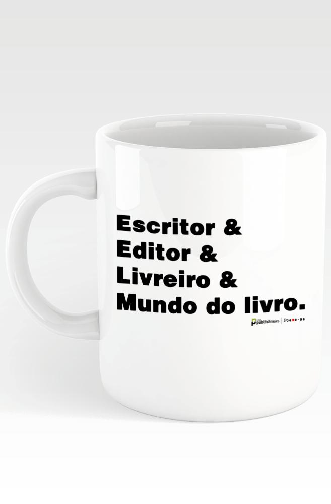 Caneca Helvética PublishNews