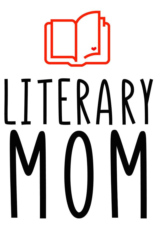 Caneca Literary Mom