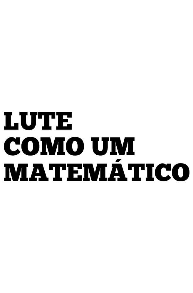 Caneca Lute como um Matemático