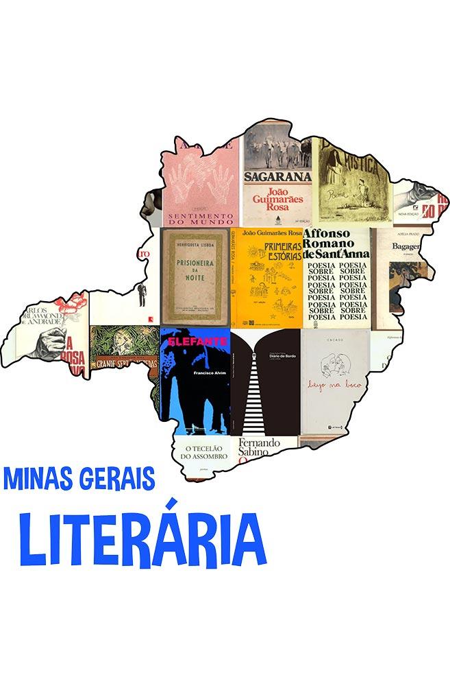 Caneca Minas Gerais Literário