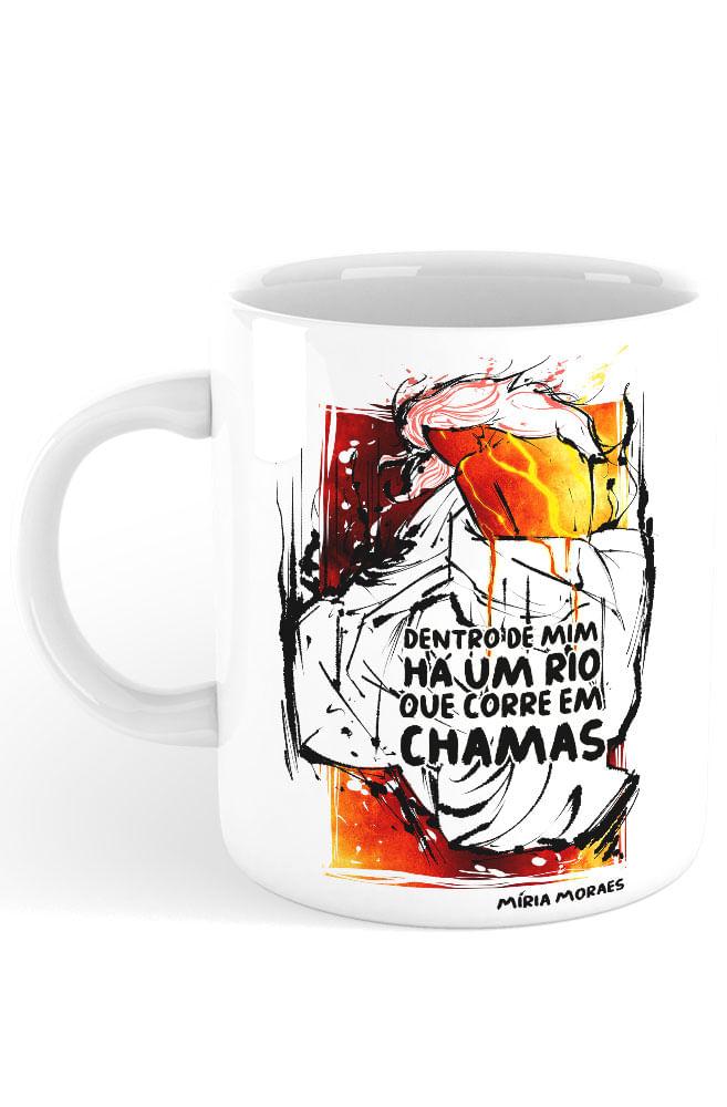 Caneca Míria Moraes