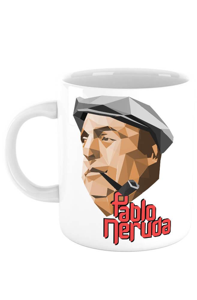 Caneca Neruda Polígonos