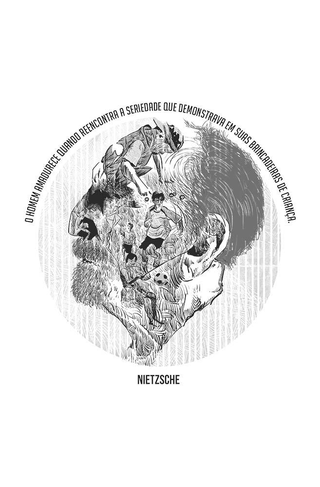 Caneca Nietzsche