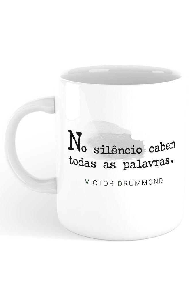Caneca No silêncio