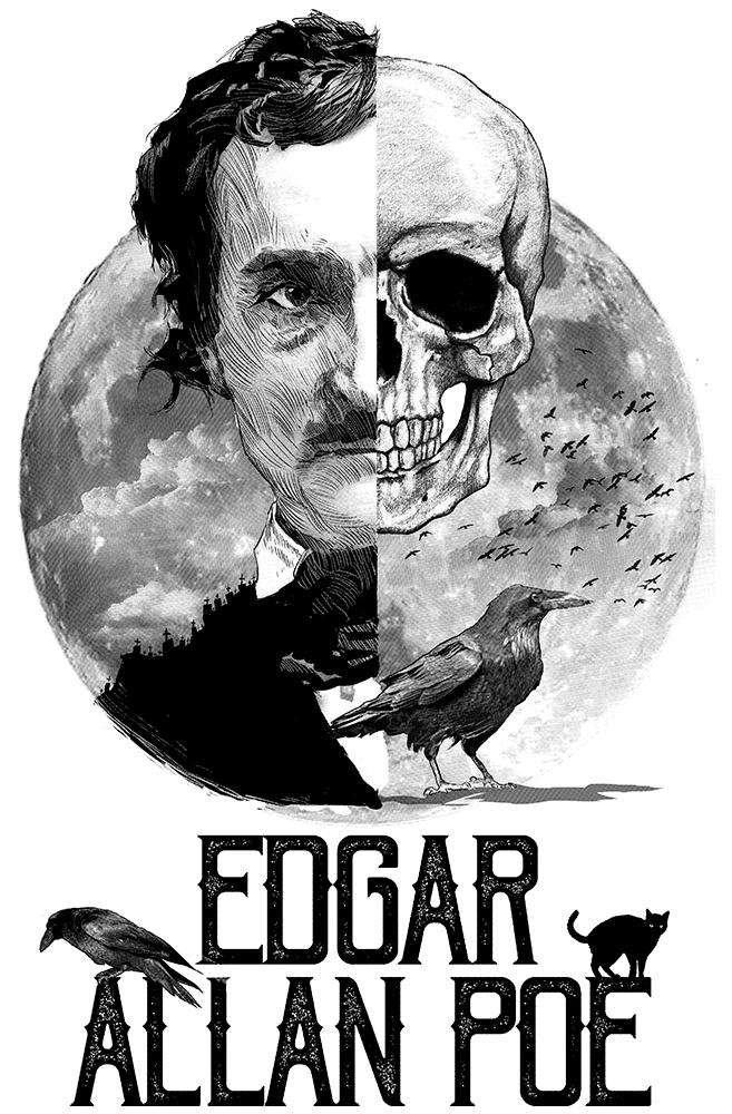 Caneca Os Mistérios de Poe