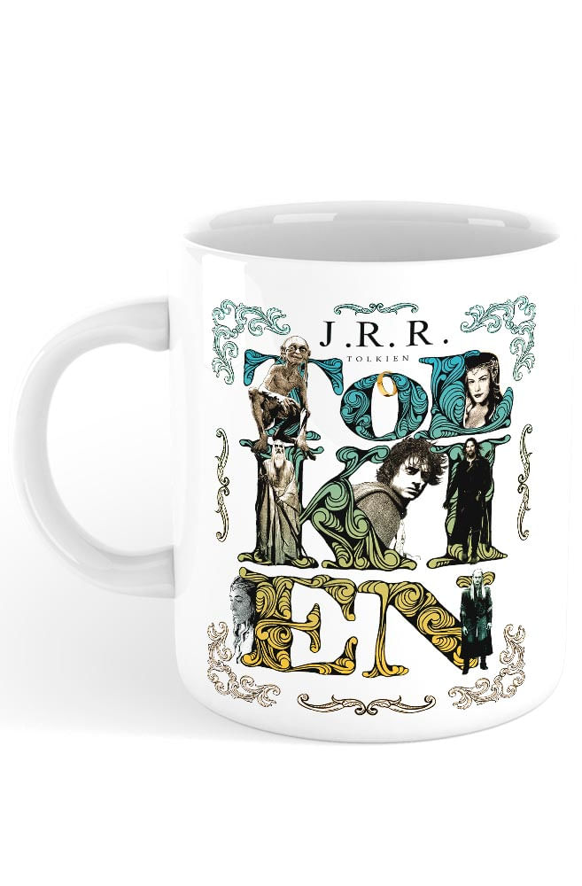 Caneca Tolkien