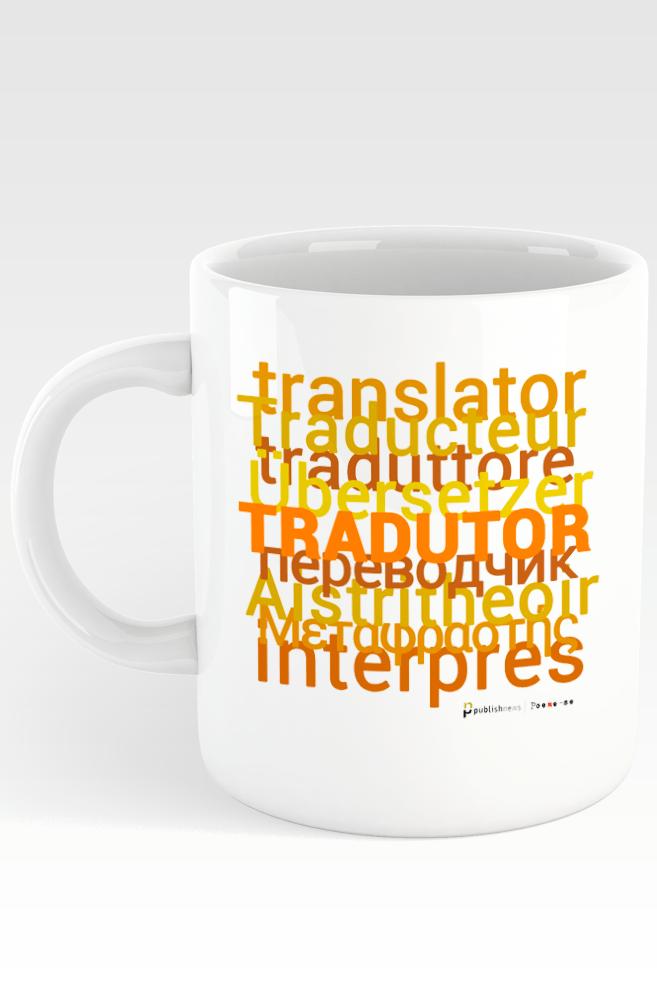 Caneca Tradutor