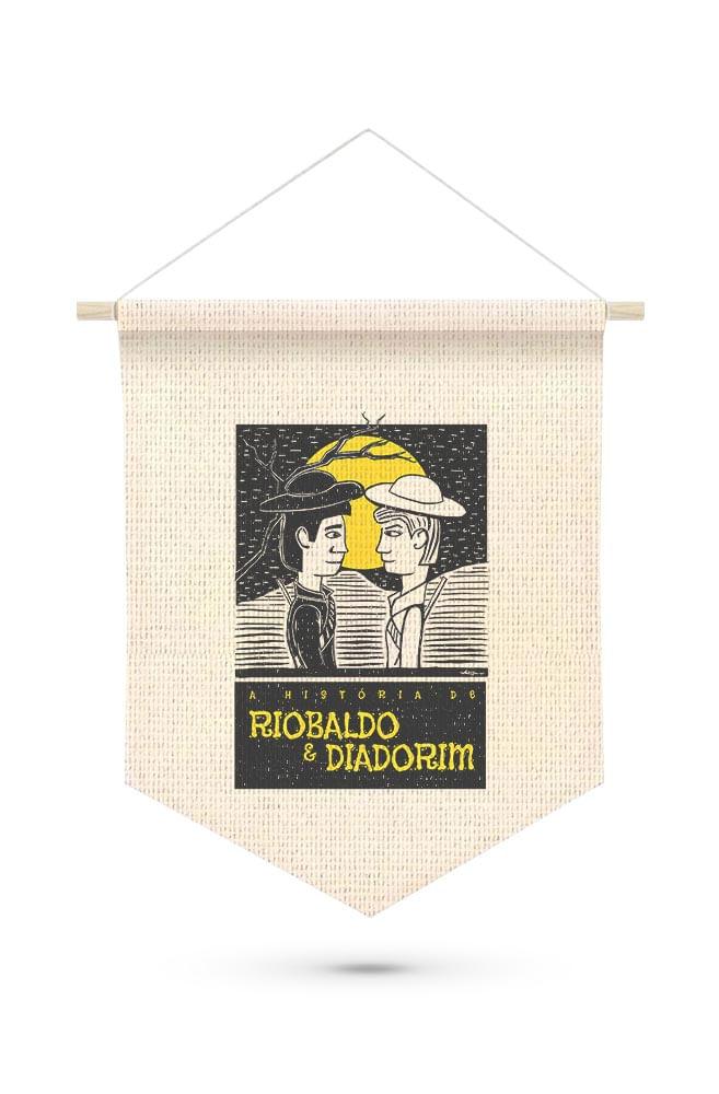 Flâmula O Amor em Cordel: Riobaldo e Diadorim