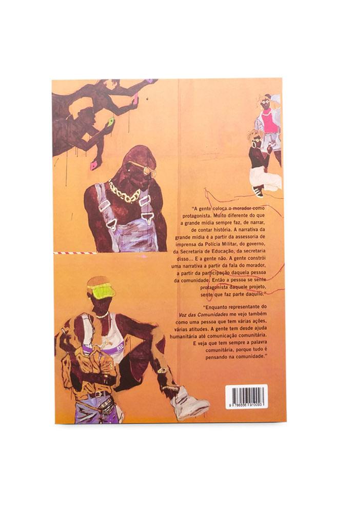 Kit Livros Cabeças da Periferia