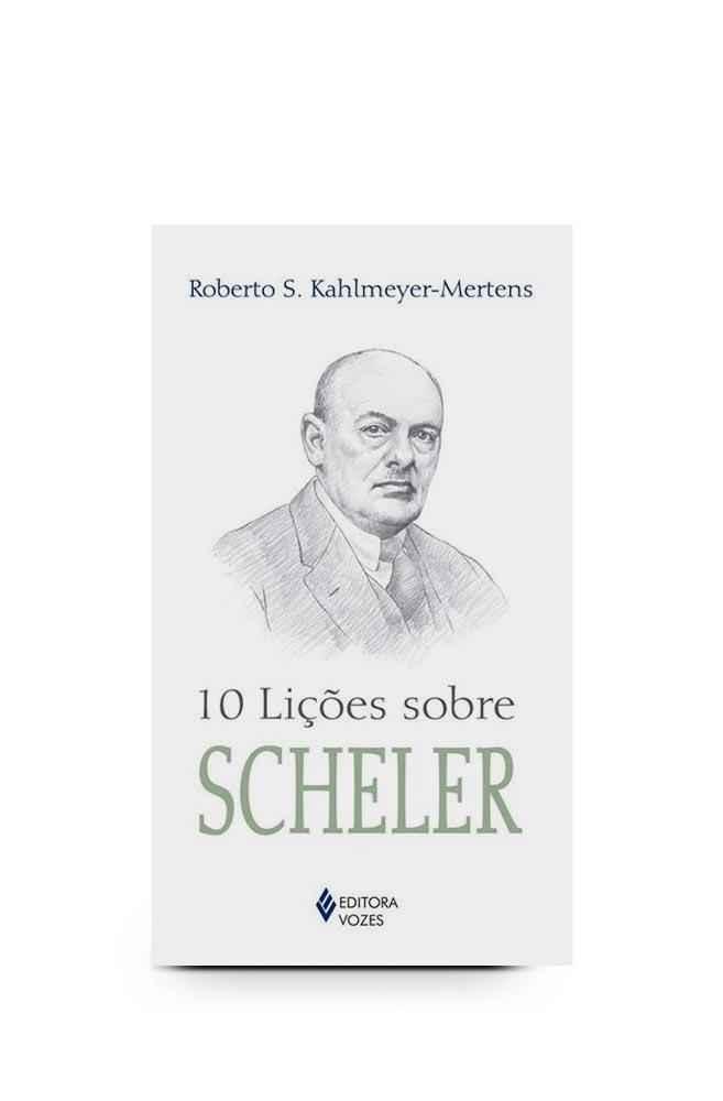 Livro 10 Lições Sobre Scheler