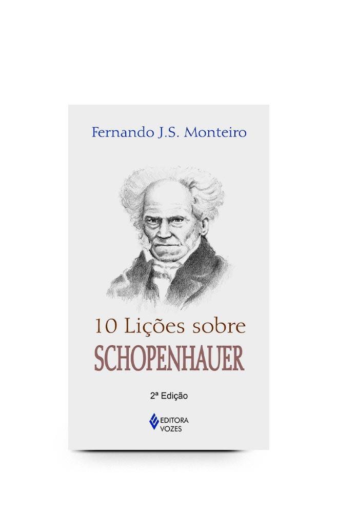 Livro 10 lições sobre Schopenhauer