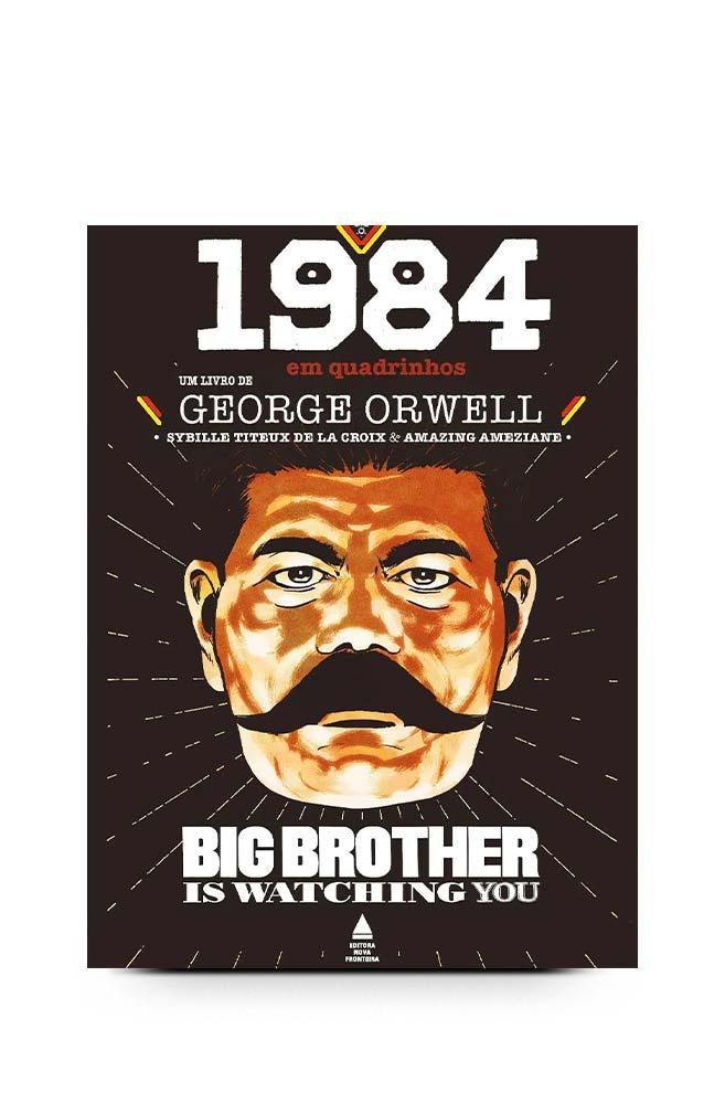 Livro 1984 Em HQ