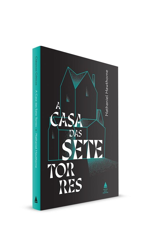 Livro A casa das sete torres