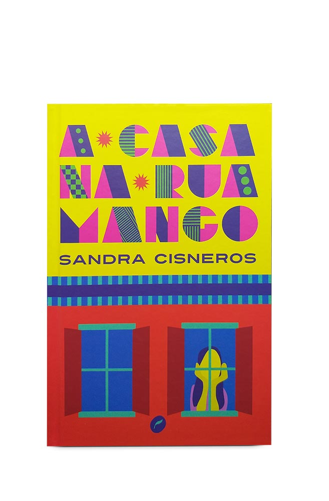 Livro A casa na rua mango