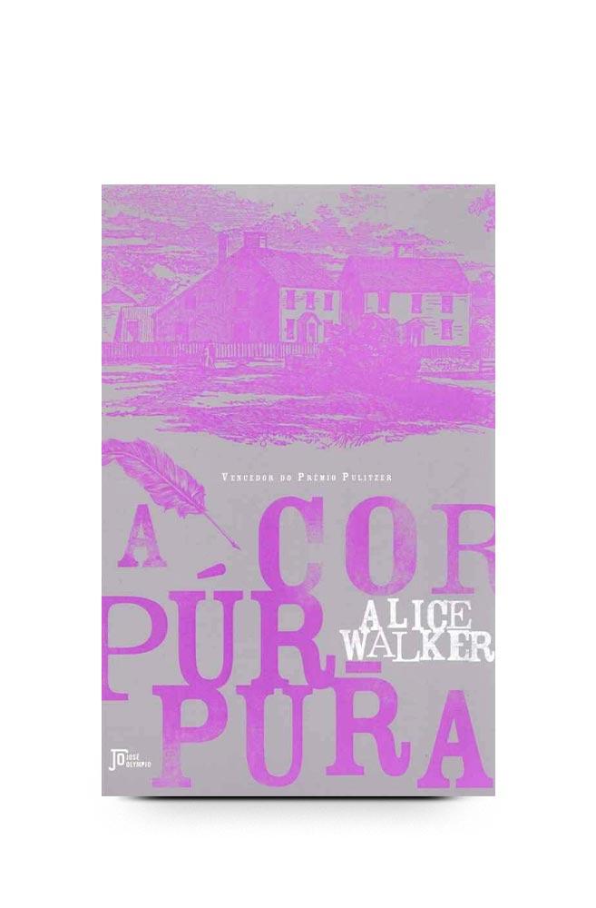 Livro A cor púrpura