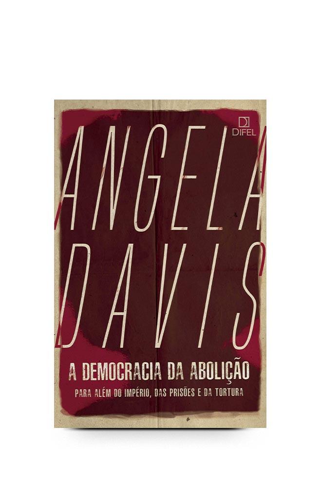 Livro A democracia da abolição