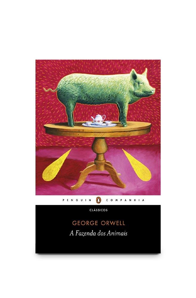 Livro A Fazenda dos Animais