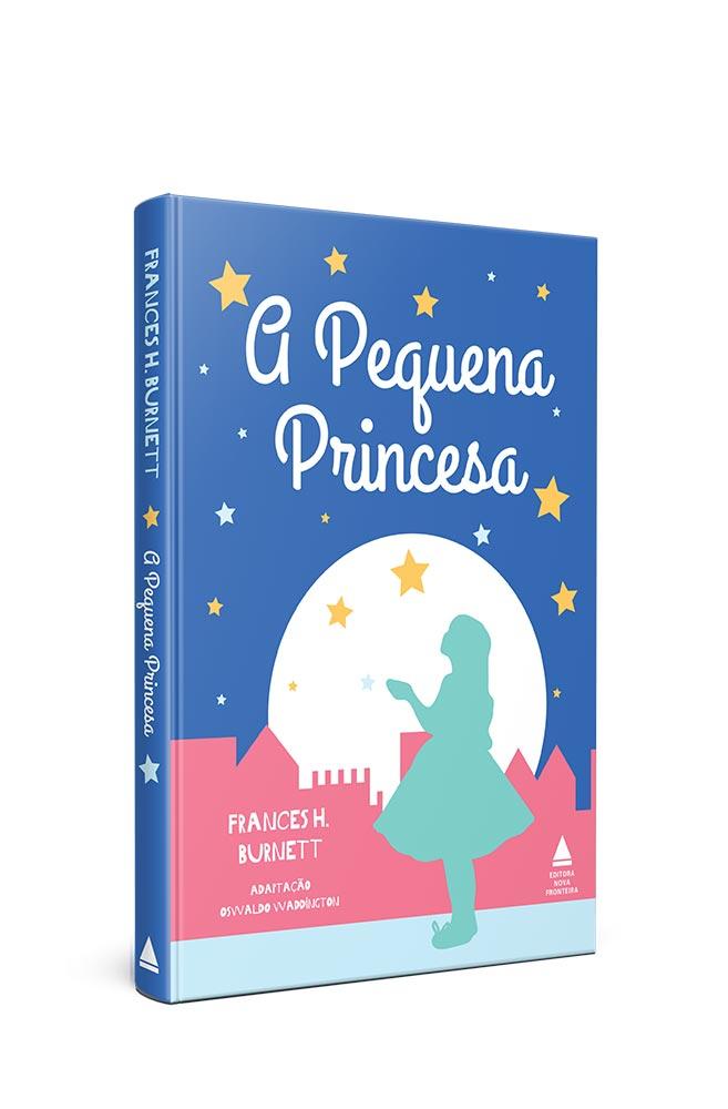 Livro A pequena princesa