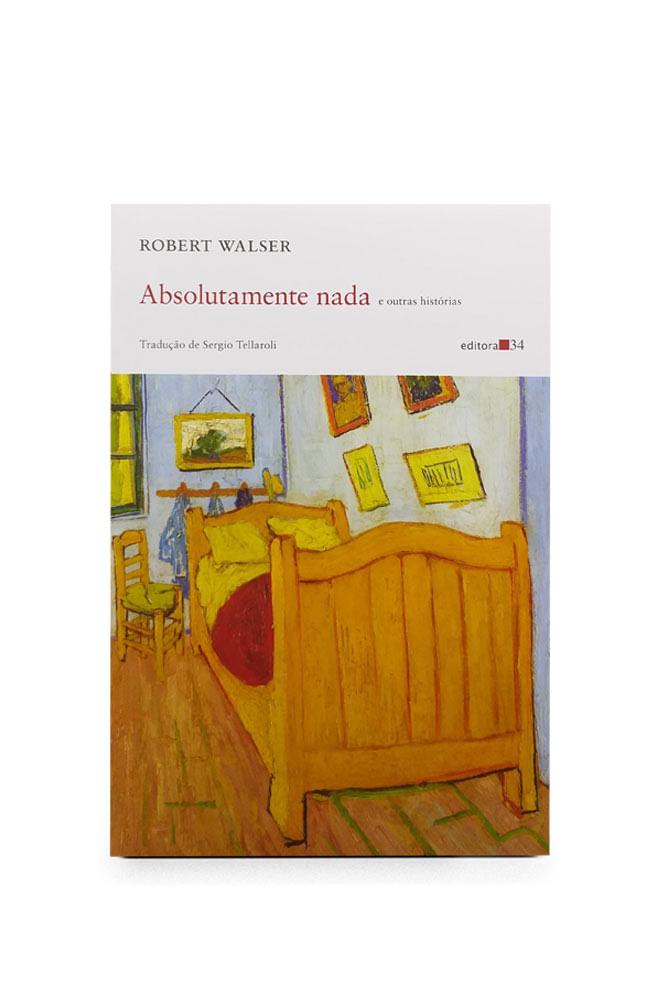 Livro Absolutamente nada e outras histórias